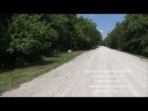 Lake Homes and Farms Realty Offering: 7 Acres with Boat Slip