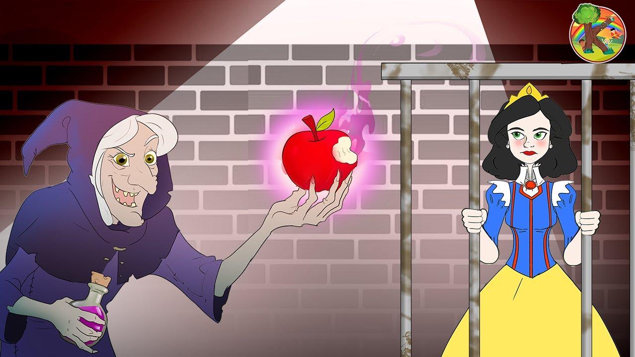 Branca De Neve E Os Sete Anões (NOVO)   KONDOSAN em Português   Contos de Fadas Infantis