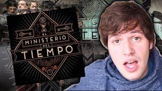 """REVIEW """"EL MINISTERIO DEL TIEMPO"""" TEMP 1"""