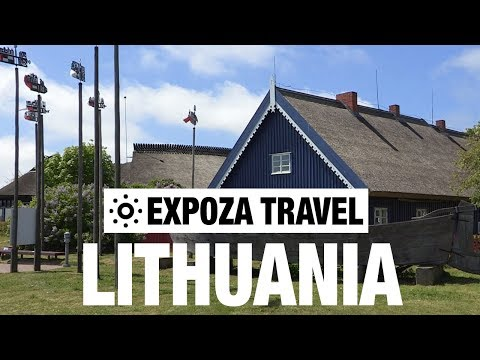 Lithuania (Europe) Vacation Travel Video Guide