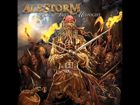 Heavy Metal Pirates (Bonus Track) - Alestorm - Black Sails At Mi.wmv