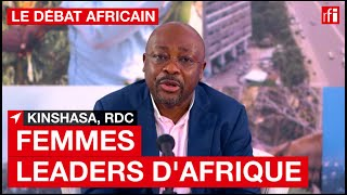RDC - Rencontre avec les femmes leaders