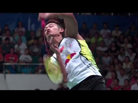 Finals - MS - Lin Dan vs Lee Chong Wei - 2013国际羽联世界锦标赛