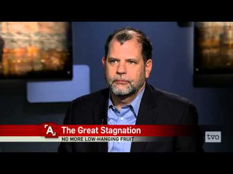 Tyler Cowen: The Great Stagnation