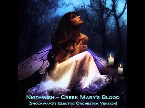 Nightwish - Creek Mary's Blood (Shockwav3's Electro Orchestra Mix)