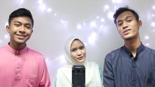 Suasana Hari Raya Cover - Faiz, Maryam & Khaira
