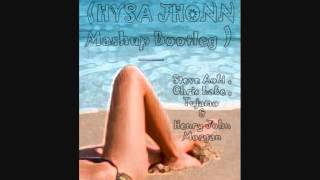 A Shuttle Boned (Hysa Jhonn Mashup Bootleg)   Steve Aoki, Chris Lake, Tujamo & Henry John Morgan