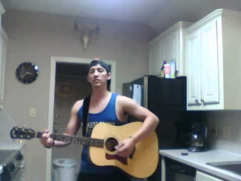I Guess Its Time (Cover) Josh Abbott Band By: Drew Parrack