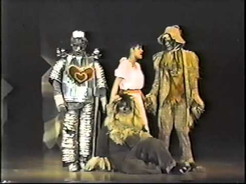 """""""The Wiz!"""" at CHS in Muncie, Indiana 1989 (5)"""