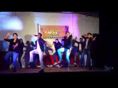 Rockankuthu Dance