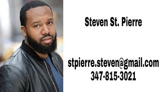 Steven St. Pierre indie film clip