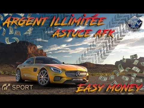 gran turismo sport argent illimit astuce afk easy money gt sport youtube. Black Bedroom Furniture Sets. Home Design Ideas