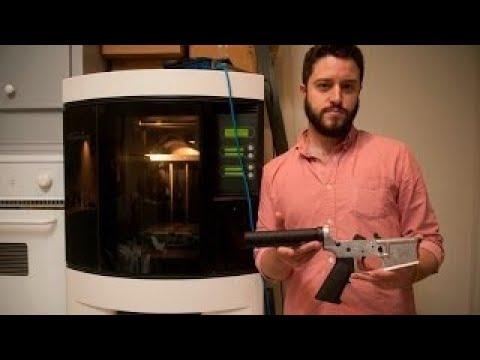 An AR 15 in Every Home: 3D Gun Printer Cody Wilson on Resistance, Trump, the Media, vesves More