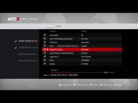 UFC 3 - RDGLDGRN - Danger (Essa Mina)