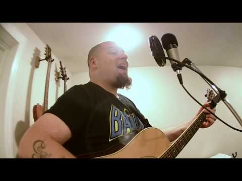 Like A Stone - Shaune Walt( Chris Cornell / AudioSlave Acoustic Cover)