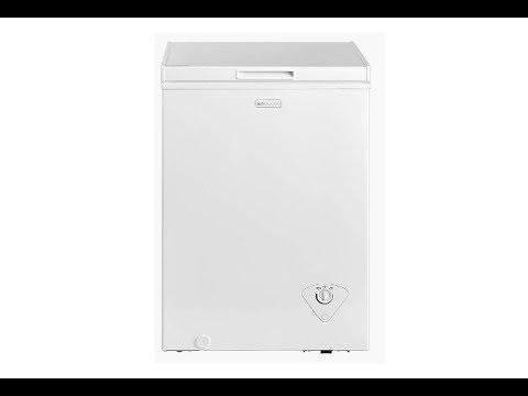 Ft Chest Freezer Emerson CF351 3.5-Cu