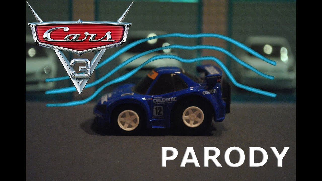 Cars 3 Rivalry Official Trailer Stopmotion