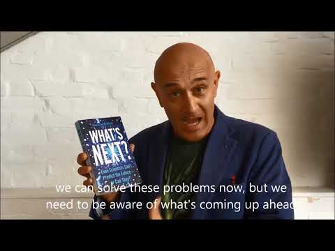 Jim Al-Khalili on What's Next - the future of science