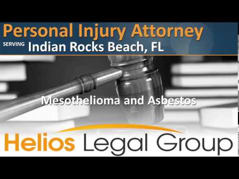 Indian Rocks Beach Personal Injury Attorney - Florida