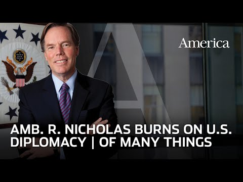 Former Amb. R. Nicholas Burns on American diplomacy | Of Many Things