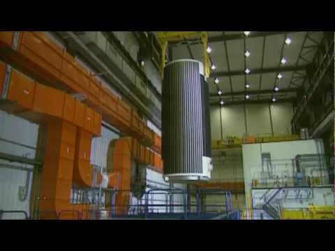 areva la hague radwaste & recycling operations.mp4