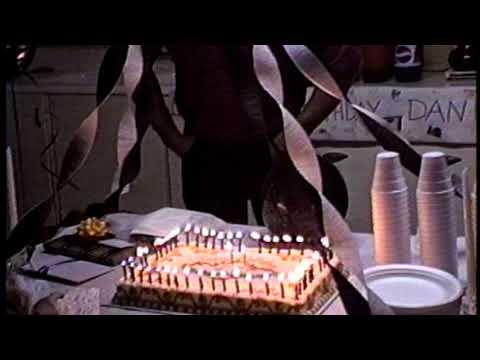 Daniel Cheers' 50th Birthday