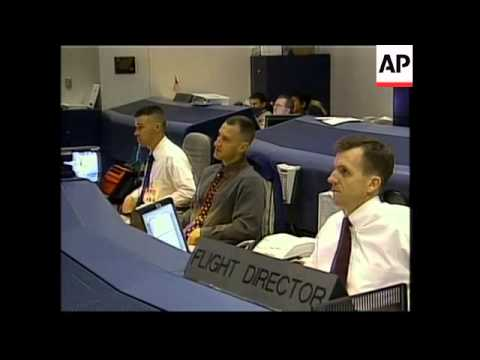 NASA briefing on Columbia shuttle tragedy