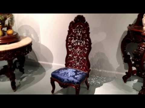 Beautifully Designed Antique Furniture at the Metropolitan Museum of Art, Pretty Hardwoods.