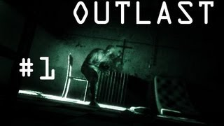OOO SPOOKY Outlast gameplay #1