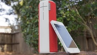 Logitech UE Boom Review + Sound Test: BEST Bluetooth Wireless Speaker