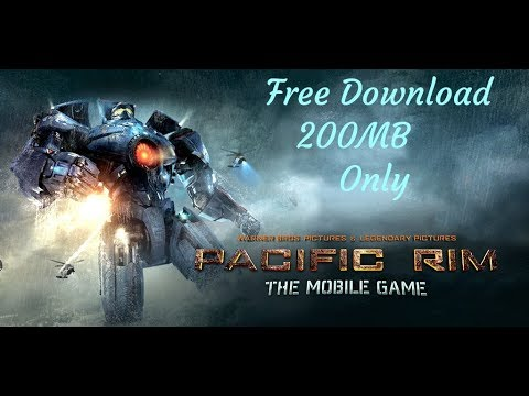 ecc808dd69ea7 How to download Install free Pacific rim game in 200mb   Apk +Data in hindi
