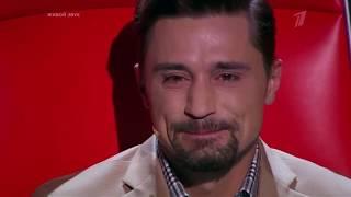 Абдуль на шоу Голос довел жюри до слез