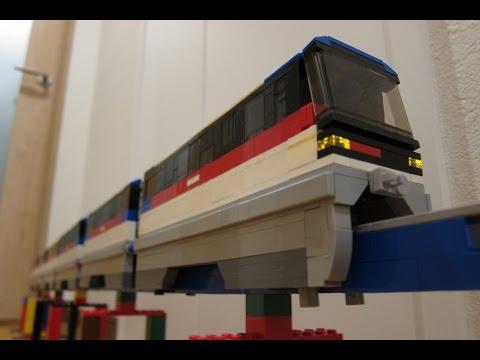 レゴ 東京モノレール 2000形 LEGO Tokyo Monorail