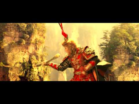 THE MONKEY KING(2016) Teaser Trailer 02