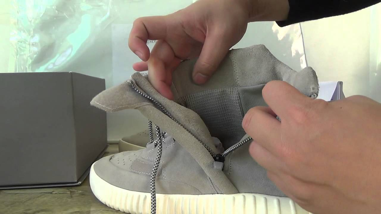 cc4034ed10300 ADIDAS YEEZY 750 BOOST DETAILED REVIEW! - YouTube