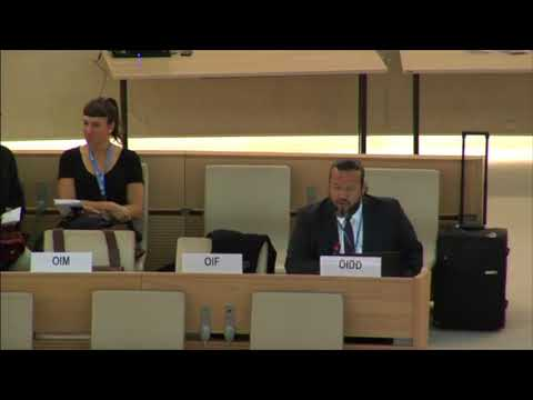 Indigenous Rights - IDLO Statement at the 36th Human Rights Council 2017