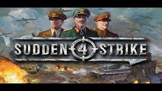 【Sudden Strike 4// 裝甲騎兵4】盟軍戰役#3