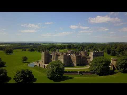 Raby Castle DJI Mavic Pro
