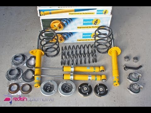 James E39 M5 Bilstein B12 E39 V8 Suspension Kit