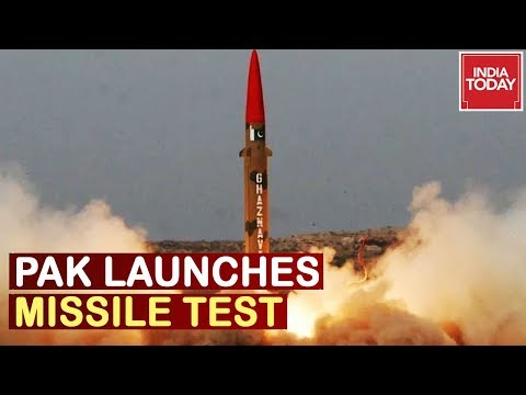 Pak Missile Test : Pak Closes Airspace In Karachi, Attempts To Flex Muscle