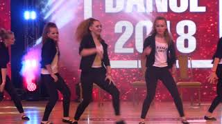 ART DANCE 2018 FINAL Dance Life танец  Шалений  Офіс
