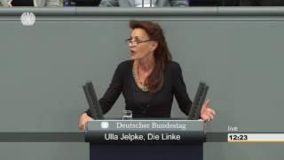 Ulla Jelpke, DIE LINKE: Symbolpolitik untauglich gegen kriminelle Rockerbanden
