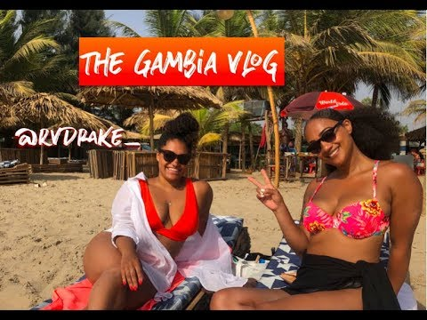 The Gambia 🇬🇲 Vlog 2019 (Part One)- Exploring, Markets, Beaches, Traditional Dancing..