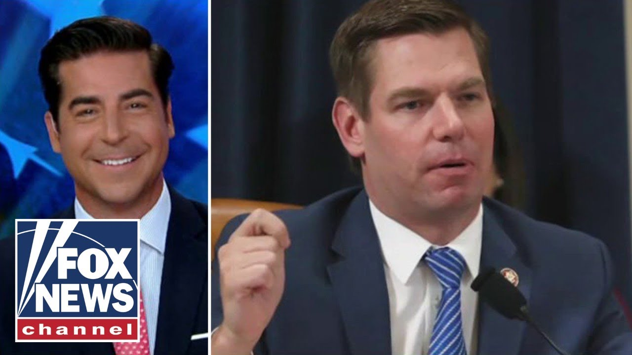 Download Jesse Watters: This is probably the biggest lie Swalwell's told