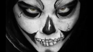 Awesome Scary Voice Over  Creepy Laugh Deep Dark