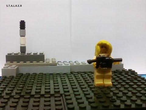 лего сталкер 3 серия