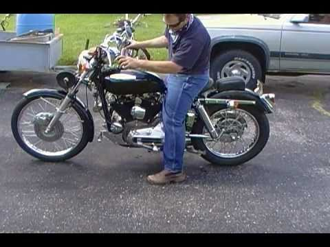 1973 Harley Davidson Sportster - YouTube