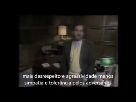 John Cleese - extremismo (português)