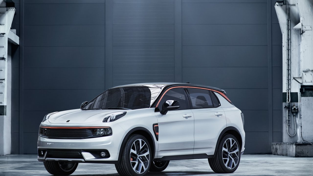 The Best Hybrid Suv Launch On 2018 Lynk Co 01