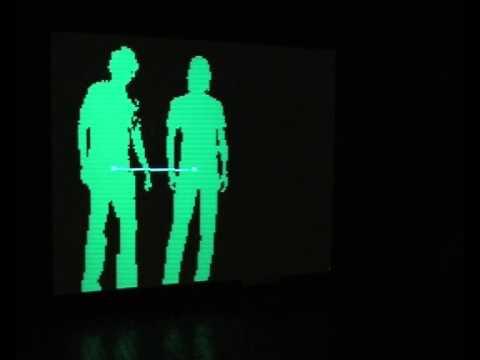 Overlap, 2003 - Interactive Art Installation
